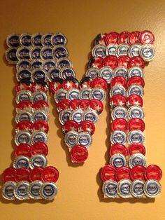 Bottle-cap-letters StudioSJM