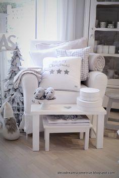 Dreams Come True: Interior: Winterzauber bei Inga 2015