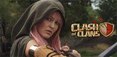 Clash of Clans Fan Film : Effets spéciaux trashy et humour gras au programme !