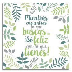 "Azulejo cuadrado ""frases optimistas"" personalizado con la frase y el modelo que tú elijas. Positive Phrases, Positive Quotes, Positive Mind, Positive Thoughts, Frases Dela, Me Quotes, Motivational Quotes, Mexican Quotes, Quotes En Espanol"