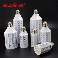 $2.10 (Buy here: https://alitems.com/g/1e8d114494ebda23ff8b16525dc3e8/?i=5&ulp=https%3A%2F%2Fwww.aliexpress.com%2Fitem%2Fnew-2014-5730-SMD-6w-9w-11w-15w-18w-25w-32w-40w-LED-lights-E27-220V%2F1862240410.html ) Hello Fish  5730 SMD LED Lamp, 4W 5W 7W 11w 15w  25w 30W  LED Corn Bulb,  E27 220V/110V Corn bulb light for just $2.10