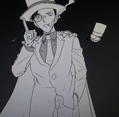 Gosho Aoyama, Detektif Conan, Magic Kaito, Case Closed, Detective, Cartoon Characters, Kids, Anime, Young Children