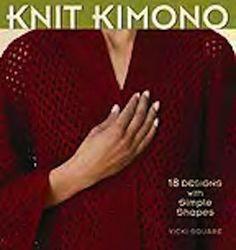 Knit Kimono (Vicky Square)