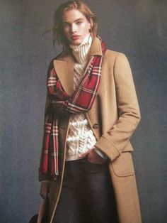 Pine Cones and Acorns: Brooks Brothers Fall Fashion