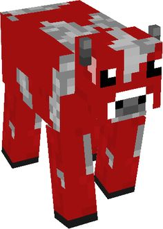 Mooshroom Skin For Minecraft PE Httpminecraftpedownloadcom - Skin para minecraft pe cow