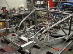 Spaceframe Porsche Transaxles Pinterest Kit Cars Cars And