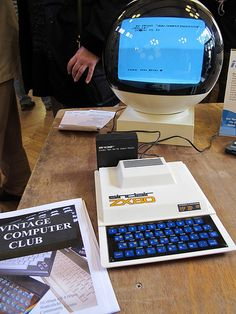Sinclair ZX80 | Vintage Computer Festival at The National Mu… | Flickr