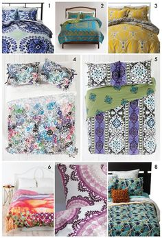 just dawnelle: Beautiful Bohemian bedding sets at seriously affordable prices!
