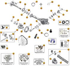 1978 jeep cj7 wiring diagram trailer nz 27 best parts diagrams images cj8 scrambler dana model 44 rear axle