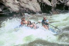 Salmon River Rafting Trip