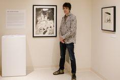https://flic.kr/p/HaAkg9 | John Schuerman, curator of All This Is True: the art of Sue Coe and Warrington Colescott