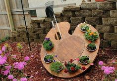 Great idea for your garden