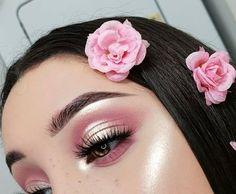 Pink Halo Eye