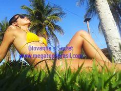 Mega Tops Brasil Oficial: Giovanna's Secret - Travesti, Transex - Novo Ensaio.