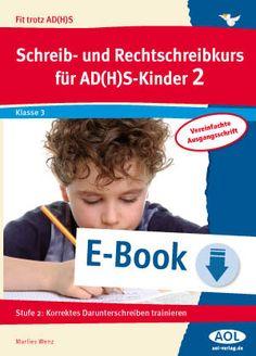 Fördermaterialien ADHS | unterrichtsmaterialien24.de