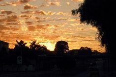 Nascer do Sol em São Carlos (Av. Trabalhador)