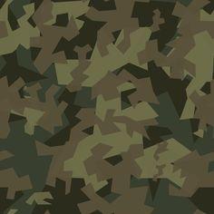 Polygon Green Camo