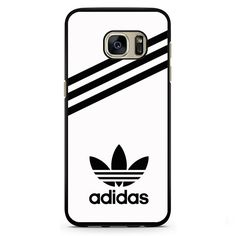 White Adidas Custom Phonecase Cover Case For Samsung Galaxy S3 Samsung Galaxy S4 Samsung Galaxy S5 Samsung Galaxy S6 Samsung Galaxy S7