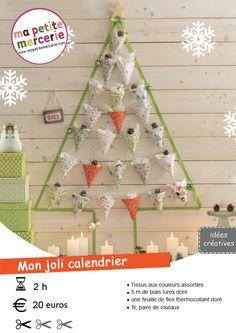 calendrier de l'avent - christmas calendar