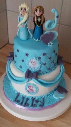 Eiskönigin torte #kimzkuchen