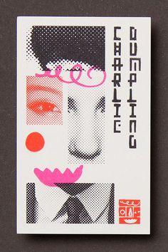 Charlie Dumpling: Restaurant Identity   Design by Pidgeon