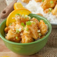 Sweet and Sour Chicken: This baked sweet and sour chicken is an easy to make asian inspired meal that the whole family will love. So much flavor!