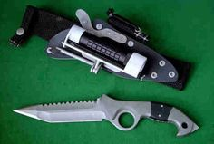 10 Knives Special Forces Use - Military Knives For Survival - Thrillist
