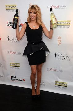 Ramona Singer Hosting The Real Housewives of New York City Season 6 Premiere Party with Ramona Pino Grigio!