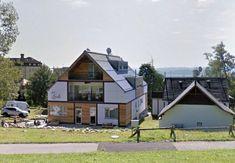 Penzión Vila Lieska ponúka celoročné ubytovanie v obci Nový Smokovec vo Vysokých Tatrách. Home Fashion, Cabin, House Styles, Home Decor, Decoration Home, Room Decor, Cabins, Cottage, Home Interior Design