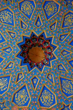 "themonkeyisyourfriend: "" Shrine of the Sufi saint Baha al-Din al-Naqshbandi. Uzbekistan 