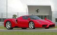Ferrari Enzo- I could look at this car all day long