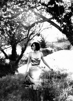 Marion Cotillard by Peter Lindbergh