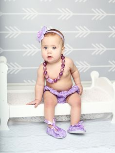 Newborn Princess Lavender Gift Set