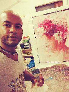 At work | Studio shot | Portrait |Luigi Christopher Veggetti Kanku