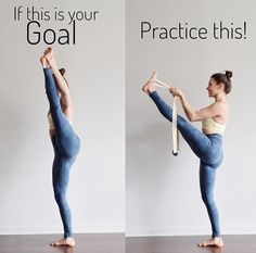 Or practice while lying on your back