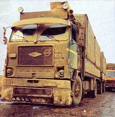 United Machinery Training Center: Truck Training in Siteki Big Rig Trucks, New Trucks, Cool Trucks, Antique Trucks, Vintage Trucks, Classic Trucks, Classic Cars, Benne, Little Truck