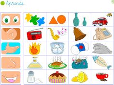 Five Senses Preschool, Body Preschool, Senses Activities, Fall Preschool, Autism Activities, Kindergarten Science, Toddler Activities, Preschool Activities, File Folder Activities