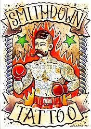 tattoo parlour logo