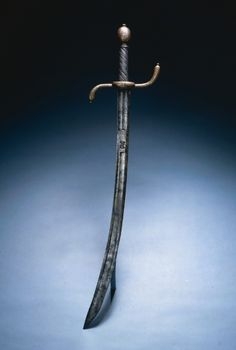 Hanger (Hunting Sword), 1553                                                Hilt:  Italy (?); Blade:  Germany, Saxony, late 16th-17th Century