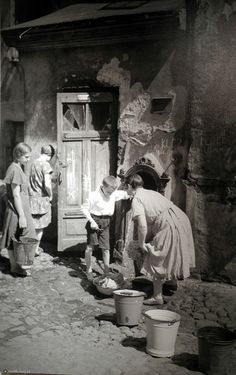 vintage everyday: Warsaw in the 1930s: A Look Back at Poland's Capital Just Before World War II