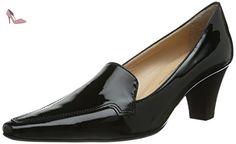 Evita Shoes Escarpins Femme - Noir, 39 EU