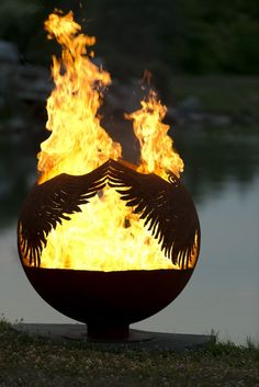 The Fire Pit Store - The Fire Pit Gallery Hidden Outdoor Fire Pit - Angel Fireball - 7010017-37-F, $1,524.11 (http://www.thefirepitstore.com/the-fire-pit-gallery-hidden-outdoor-fire-pit-angel-fireball-7010017-37-f/)