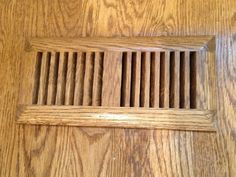 Interior Hvac Vent Covers Decorative Vent Covers Furnace Vent Covers Wall Air Vent Covers House Vent Covers Magnetic Vent Covers Vent Covers Cleaning Tips to Keep Yours Clean Floor Vent Covers, Air Vent Covers, House Vents, Cleaning Hacks, Hardwood Floors, Interior, Decor Ideas, Harvest, Home Decor