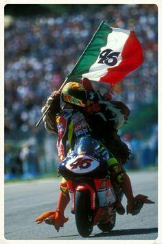 Rossifumi 125 world champion