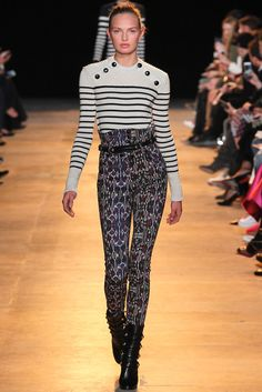 Isabel Marant - Fall 2015 Ready-to-Wear - Look 20 of 38