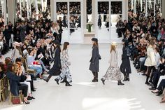 Pin for Later: Karl Lagerfeld Puts the Emphasis on Wearability For Chanel Fall '16