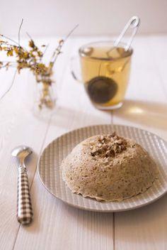 Photo de la recette: Bowl cake banane noisettes