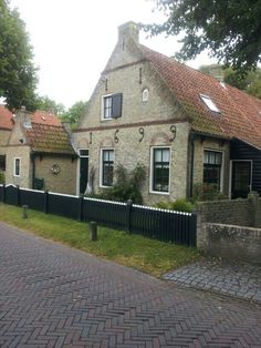 ♥ 1699 house on one of the Wadden islands