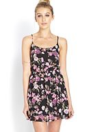 Garden Party Chiffon Dress @ Forever 21