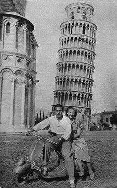 VINTAGE VESPA - ITALY